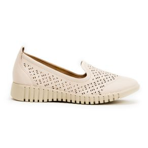 Ramiam-Womens-Off-White-Slip-On-Shoes-